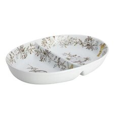 Fruitful Nectar Divided Serving Dish