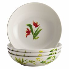 Meadow Rooster 4-Piece Fruit Bowl Set