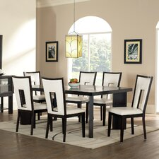 <strong>Steve Silver Furniture</strong> Delano 7 Piece Dining Set