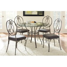 Ceasar 5 Piece Dining Set