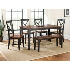 Kingston 6 Piece Dining Set