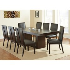 Antonio 9 Piece Extendable Dining Set
