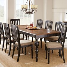 Carrolton 9 Piece Extendable Dining Set