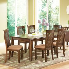 Montreal 6 Piece Extendable Dining Set