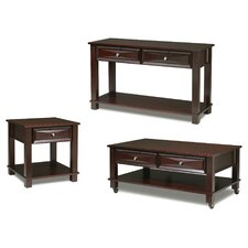<strong>Steve Silver Furniture</strong> Mason Coffee Table Set