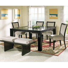 <strong>Steve Silver Furniture</strong> Movado Dining Table