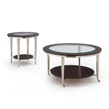 <strong>Steve Silver Furniture</strong> Norton Coffee Table Set