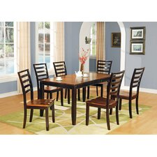 <strong>Steve Silver Furniture</strong> Abaco 7 Piece Dining Set