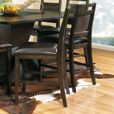 "<strong>Steve Silver Furniture</strong> Malbec 24"" Bar Stool"