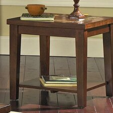<strong>Steve Silver Furniture</strong> Davenport End Table