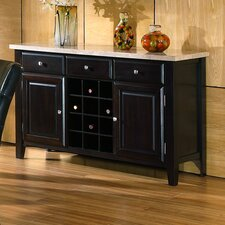 Monarch Wine Rack and Server