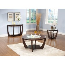 <strong>Steve Silver Furniture</strong> Rafael Coffee Table Set