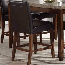 "Clayton 18"" Bar Stool (Set of 2)"