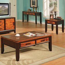 <strong>Steve Silver Furniture</strong> Abaco Coffee Table Set
