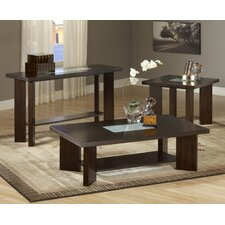 <strong>Steve Silver Furniture</strong> Delano Coffee Table Set