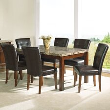 <strong>Steve Silver Furniture</strong> Montibello 7 Piece Large Dining Set