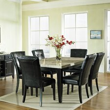 <strong>Steve Silver Furniture</strong> Monarch 7 Piece Dining Set