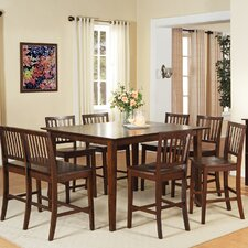 Branson Counter Height Dining Set