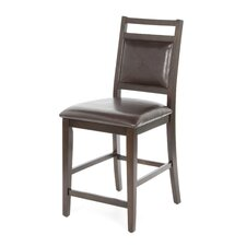Malbec Counter Height Dining Chair in Multi-Step Rich Espresso
