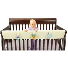 <strong>LeachCo</strong> Easy Teether XL Convertible Crib Rail Cover in Ivory