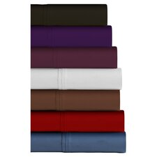 300 Thread Count Egyptian Cotton Sateen Deep Pocket Sheet Set