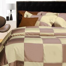 3 Piece Patchwork Duvet Cover Set