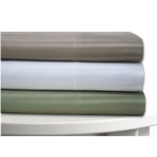 <strong>Tribeca Living</strong> 600 Thread Count 4 Piece Sateen Cotton Rich Deep Pocket Sheet Set