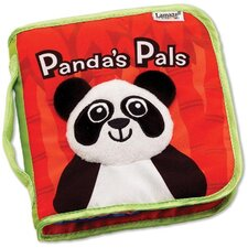 Pandas Pals Soft Book