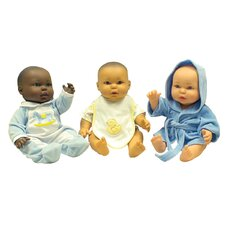 Boy Doll Clothes Set (Set of 3)
