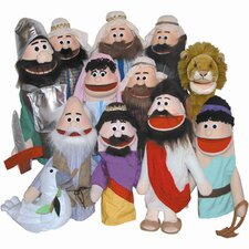 <strong>Get Ready Kids</strong> Puppet Ministry Set