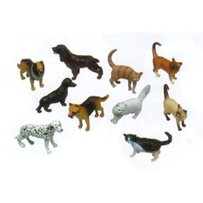<strong>Get Ready Kids</strong> Pets Play Set (Set of 10)