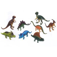 <strong>Get Ready Kids</strong> Dinosaurs Play Set (Set of 8)