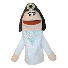 <strong>Get Ready Kids</strong> Half Body Character Puppets Doctor