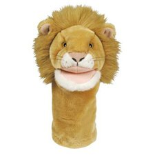 Plushpups Hand Puppet Lion