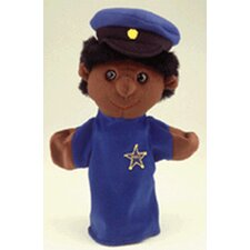 Puppets Machine Washable Police