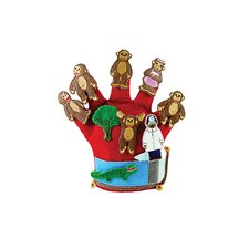 Finger Play Fun Glove Puppets