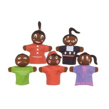 How Am I Feeling Hand Puppets (Set of 5)