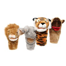 Bigmouth Zoo Puppet Set