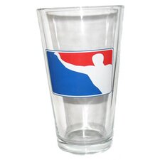 Beer Pong Pint Glass