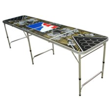 Signature Series Hydro74 Beer Pong Table