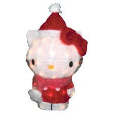 Hello Kitty 3D Soft Tinsel Décor