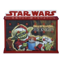 Star Wars Yoda Jedi Advent Calendar
