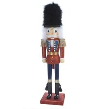 Hollywood Nutcracker with Traditional Colors