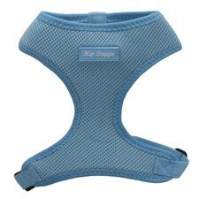 Ultra Comfort Mesh Dog Harness Vest in Blue