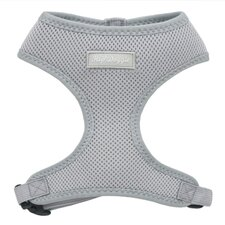 Ultra Comfort Mesh Dog Harness Vest in Gray