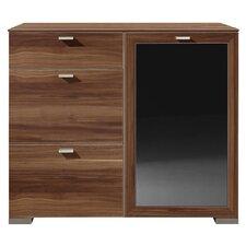 Kommode Gallery Plus mit 3 Schubladen und Tür
