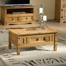 Corona Coffee Table Set