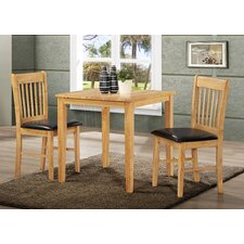 Kendall 3 Piece Dining Set