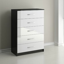 Lynx 5 Drawer Chest