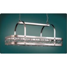 <strong>Hi-Lite</strong> Odysee Rectangular Hanging Pot Rack